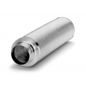 Silencieux flexible 50mm - dn 100 à 400