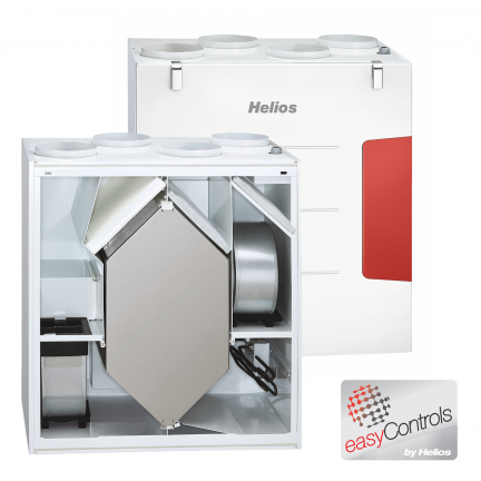 Helios - KWL EC 200 W