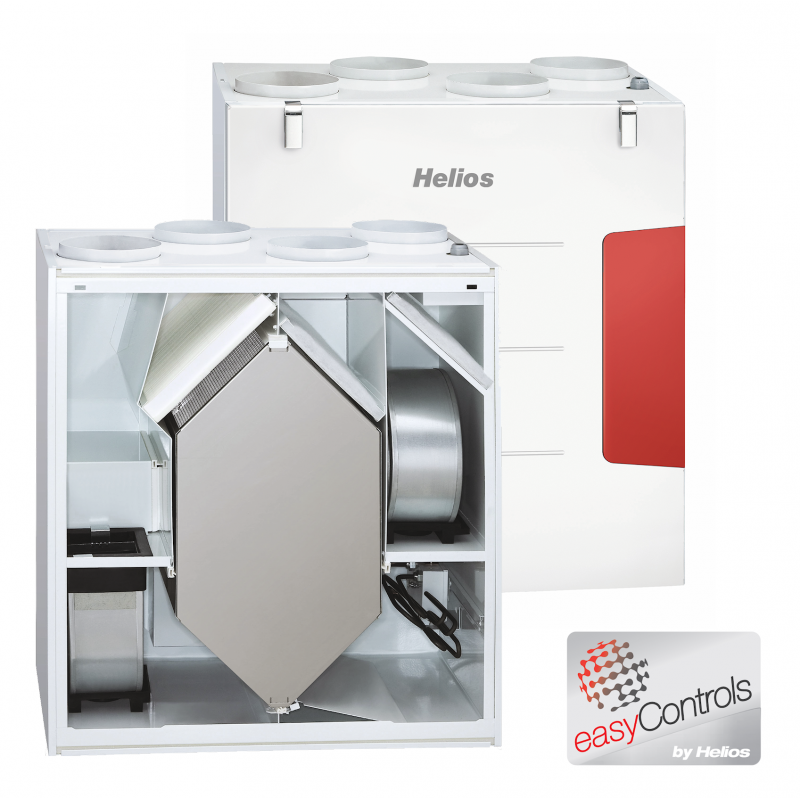 vmc double flux helios kwl ec 300w. Black Bedroom Furniture Sets. Home Design Ideas
