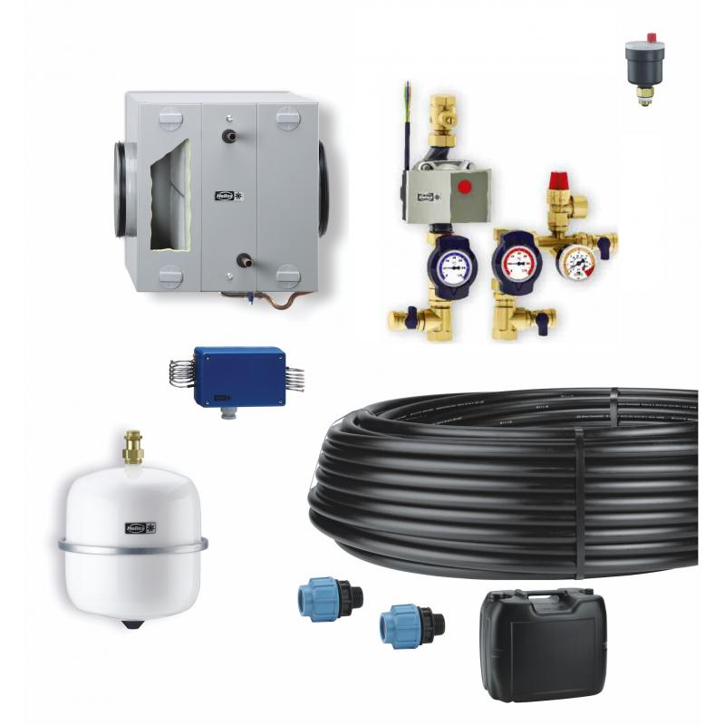 kit puits canadien eau glycol e helios 1x100ml. Black Bedroom Furniture Sets. Home Design Ideas