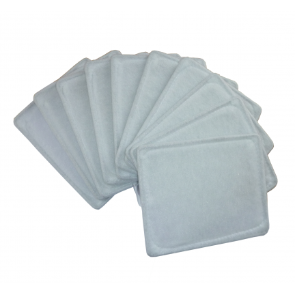 Pack de 10 filtres G4 pour Kinetic B/BH