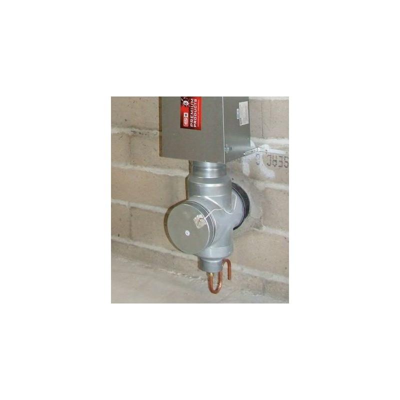 Kit puits canadien air 50ml avec siphon fiabishop - Kit puit canadien ...