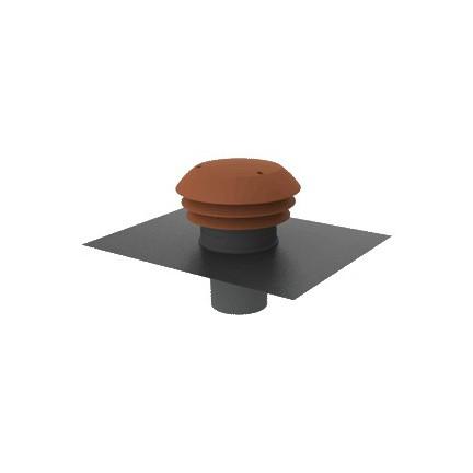 Chapeau de toit plastique CARA