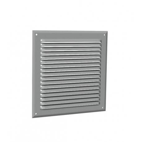 Grille auvents en aluminium fiabishop - Grille de ventilation exterieure aluminium ...