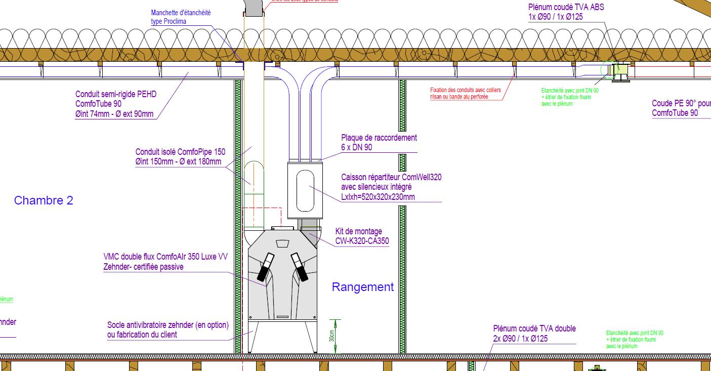 Installer vmc double flux dans maison ancienne du0027une vmc doubleflux l - Installer vmc double flux dans maison ancienne ...
