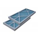 2 filtres G4 pour IDEO 325/INITIA 225