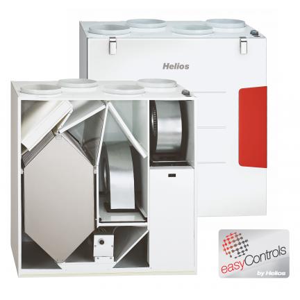 Helios - KWL EC 500 W