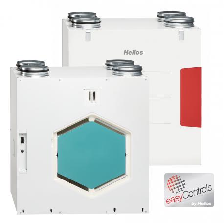 Helios - KWL EC 370 W