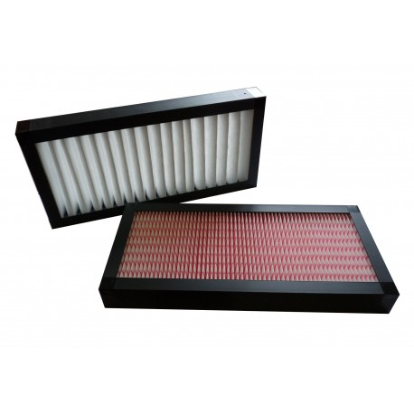 Pack filtres G4/F7 anti-pollen pour HCH 5
