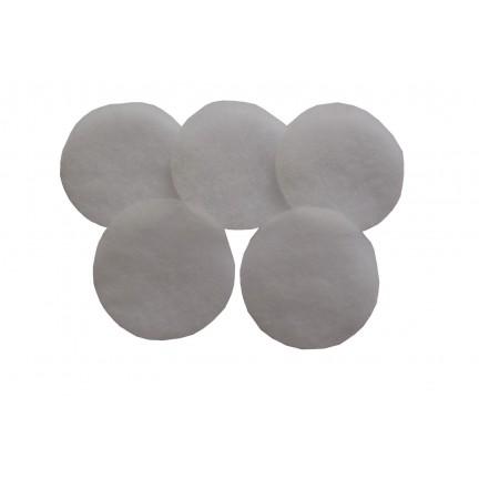 5 filtres G2 pour bouche DLV 125