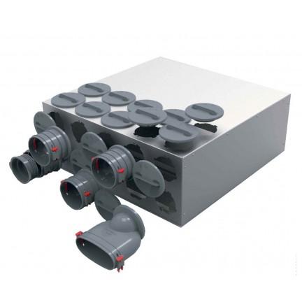 Caisson répartiteur 10 x DN75 - Flexpipe Plus