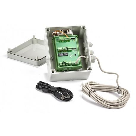 Régulation pour sondes -Dantherm