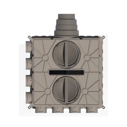 Répartiteur multifonction BRINK - 16 piquages