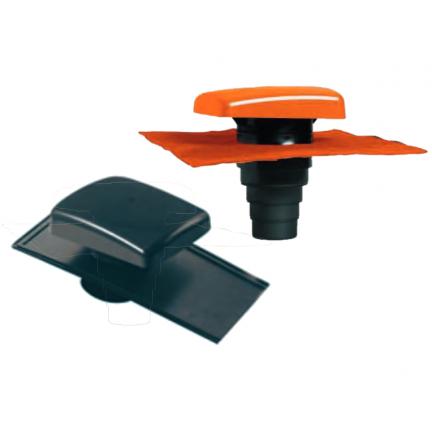 Chapeau de toit universel- BRINK