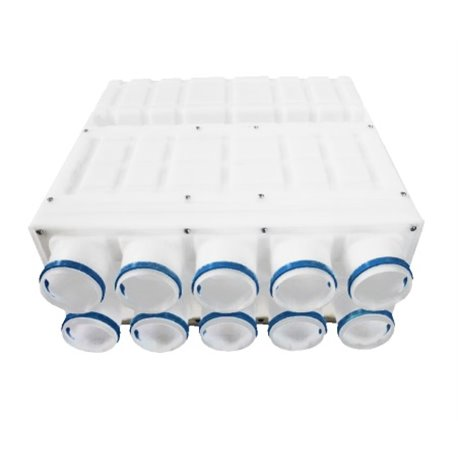 Repartiteur 10xDN75 - Gecoflex