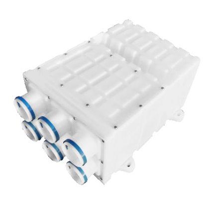Repartiteur 6xDN75 - Gecoflex