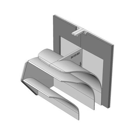 Kit Déflecteur pour boitier ELS-GU