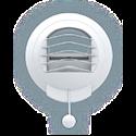 Bouche auto double débit 45/120m3/h ALIZE