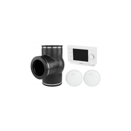 Set de ventilation par zone Co2