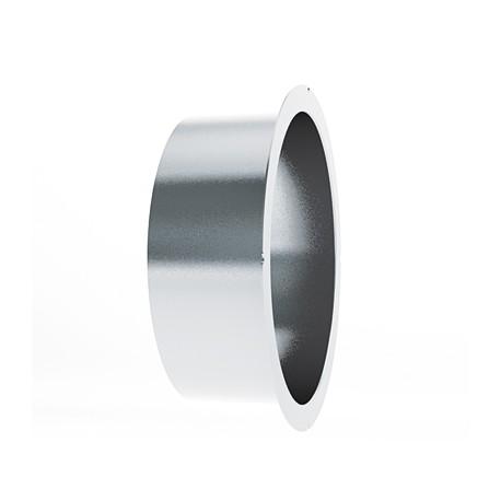 Manchette métallique DN80