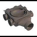 Répartiteur compact BRINK - 6 piquages