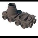 Répartiteur compact BRINK - 12 piquages