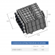 Repartiteur 15xDN75 - Gecoflex