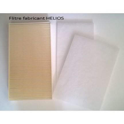 Set de filtres G4/F7 pour Helios KWL EC 500 (1 pièce)