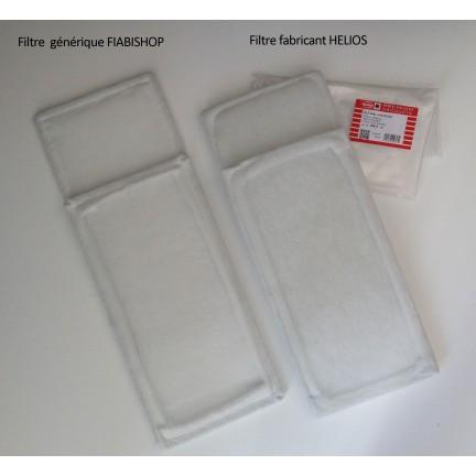 2 Filtres G4 pour Helios KWL EC 270/370