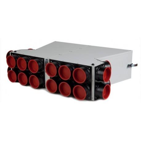 Répartiteur extraplat 10xDN75 pour Sky 150/200 BRINK