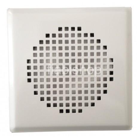 Grille design carrée Torino-Zehnder