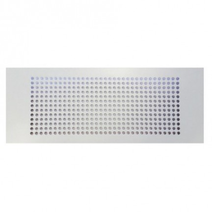 Grille rectangulaire 200x100mm - Brink