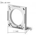 Entretoise pour ventilateurs M1/100